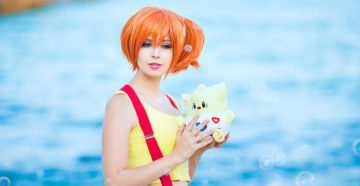 Misty z Pokemon