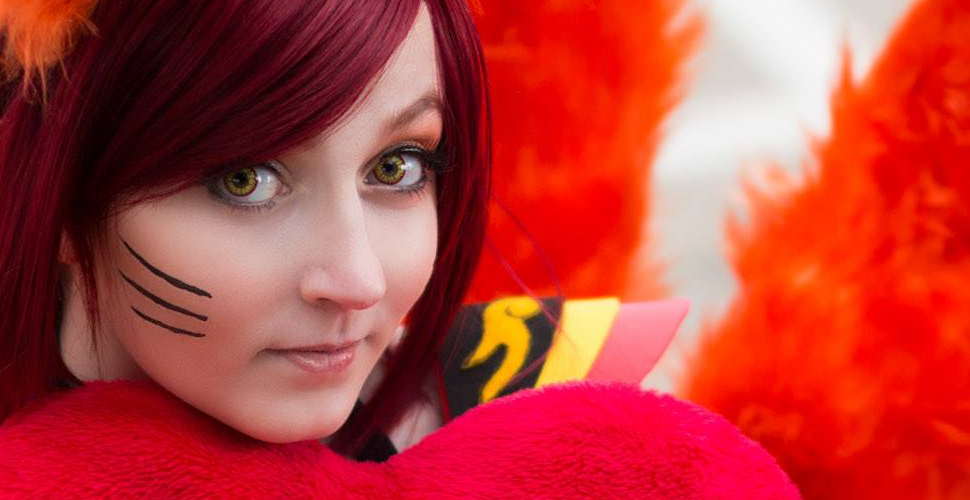 Foxfire Ahri z League of Legends