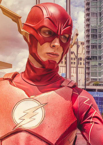 Flash z DC Universe