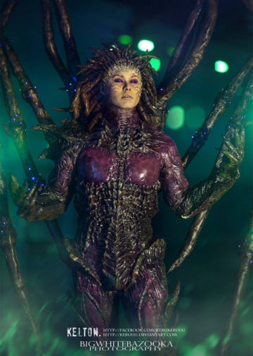 The King of Blades, męska wersja Kerrigan z Starcraft II