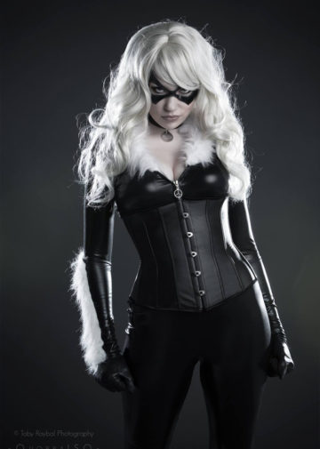 Black Cat z Amazing Spider-Man