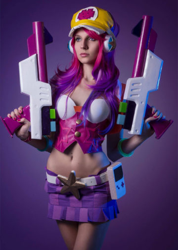Arcade Miss Fortune z League of Legends
