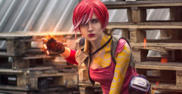Lilith z Borderlands 2