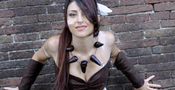 Nidalee z League of Legends