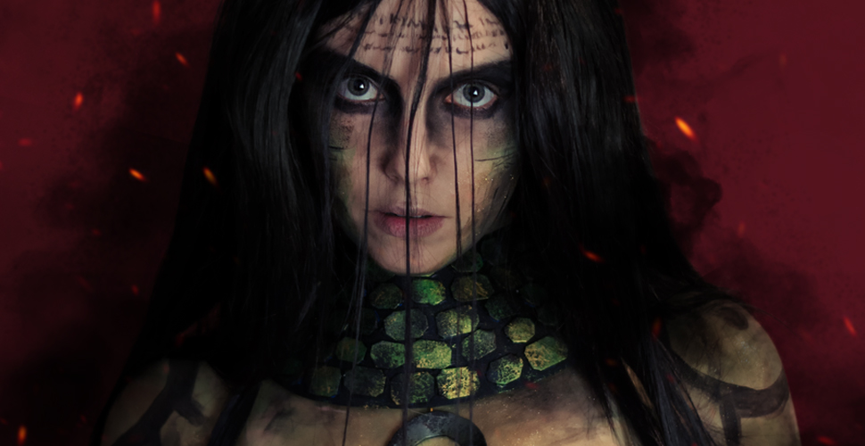 Enchantress z Suicide Squad