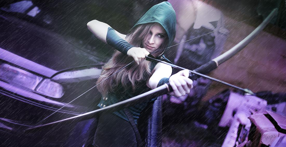 Lady Green Arrow z Arrow