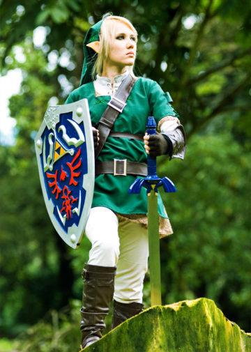 Link z The Legend of Zelda: Twilight Princess