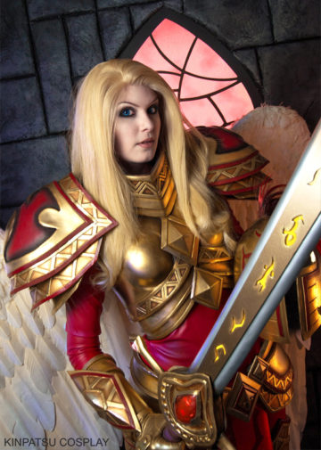 Kayle z League of Legends