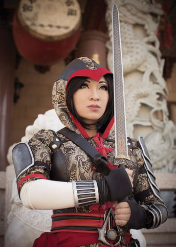 Shao Jun z Assassin's Creed: China Chronicles