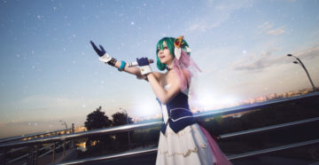 Ranka Lee z Macross Frontier