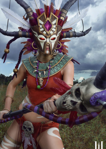 Witch Doctor z Diablo III