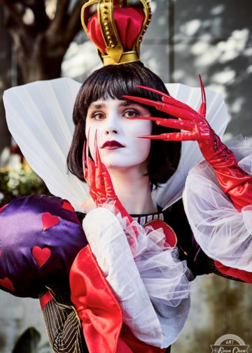 Queen of Hearts z Alice: Madness Returns