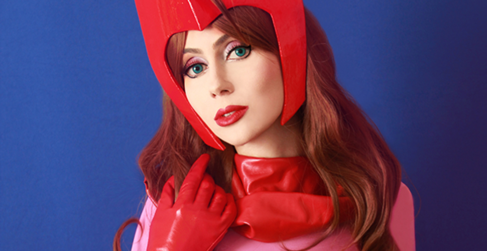 Scarlet Witch z X-Menów