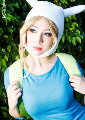 Fionna z Adventure Time