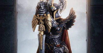 Paladyn z Might and Magic: Heroes VII