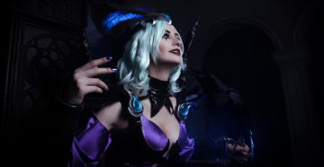 Ravenborn LeBlanc z League of Legends