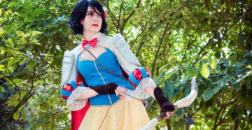 Warrior Snow White z uniwersum Disneya
