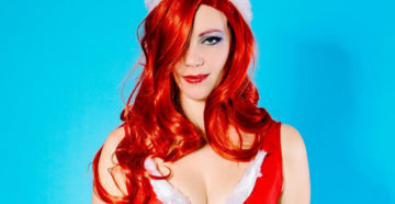 Candy Cane Miss Fortune z League of Legends