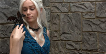 Daenerys z Game of Thrones