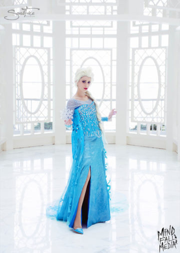 Queen Elsa of Arendelle z Frozen