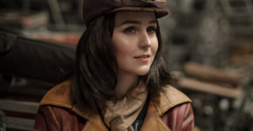 Piper Wright z Fallout 4
