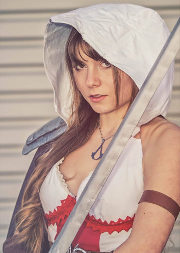 Asasyn (styl Ezio) z Assassin's Creed