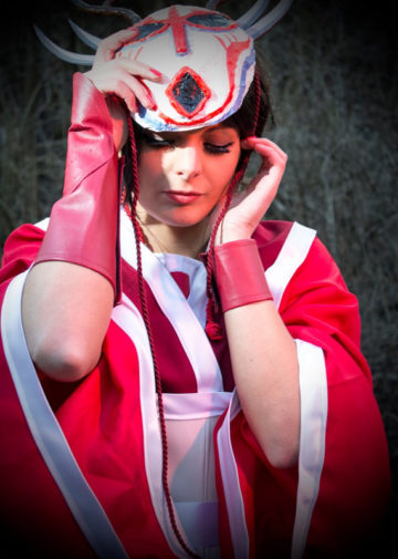 Blood Moon Akali z League of Legends
