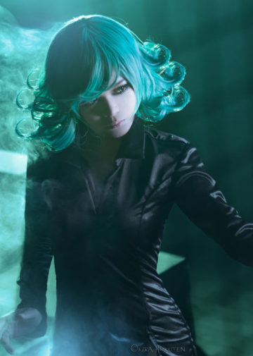 Tatsumaki z One-Punch Man