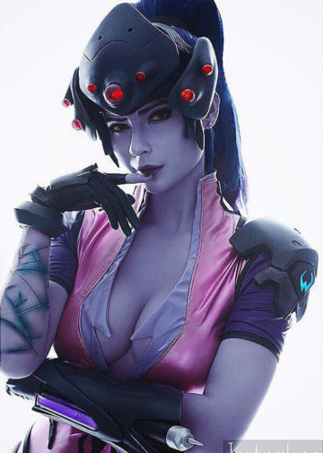 Widowmaker z Overwatch