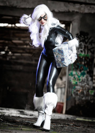 Black Cat z Marvela