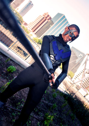 Nightwing z DC Comics