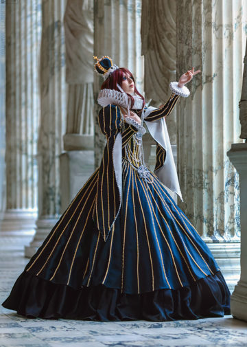 Esther Blanchett z Trinity Blood