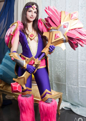 Armor of the Fifth Age Taric z League of Legends