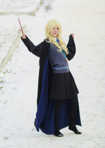 Luna Lovegood z Harry'ego Pottera