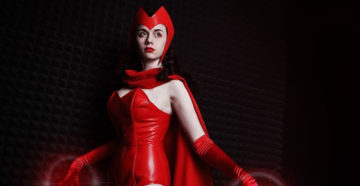Scarlet Witch z uniwersum Marvela