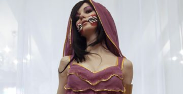 Mileena Belly Dancer z Mortal Kombat