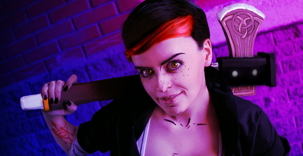 Blood Mary z The Wolf Among Us