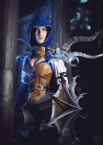 Demon Hunter z Diablo III