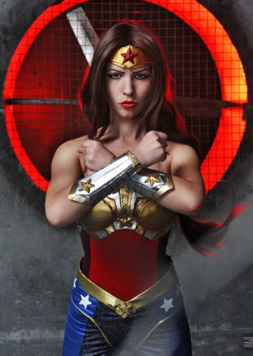 Wonder Woman z Injustice: Gods Among Us