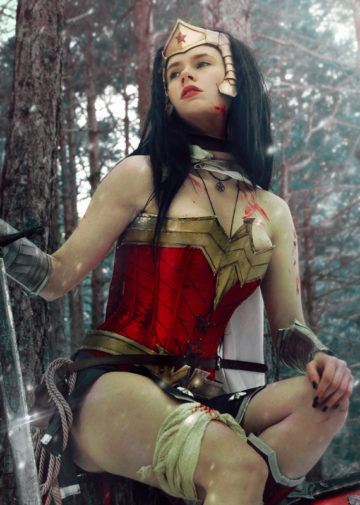 Wonder Woman z uniwersum DC Comics