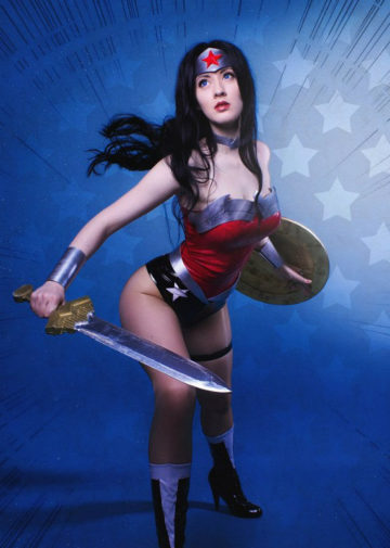 Wonder Woman z DC Comics