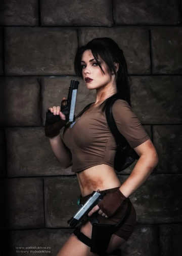 Lara Croft z Tomb Raider: Legend