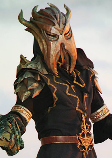 Miraak z The Elder Scrolls V: Skyrim - Dragonborn