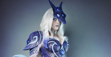 Zbroja Kindred z League of Legends