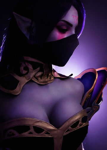 Templar Assassin z Dota 2