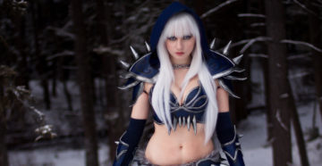 Death Knight z World of Warcraft