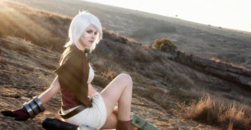 Riven z League of Legends