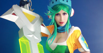 Arcade Riven z League of Legends