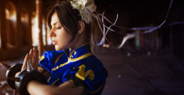 Chun-Li z Street Fighter V