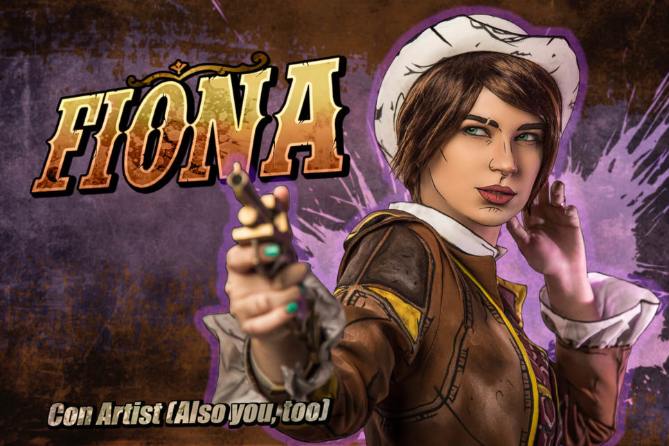 Fiona | Tales from the Borderlands